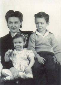 Linerieux, Jimmy and Judy Turner